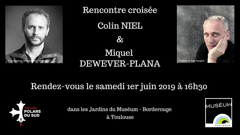 Rencontre croisée dans les Jardins du Muséum de Toulouse