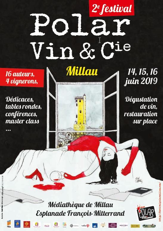 Festival Polar Vins & Cie – Millau 2019