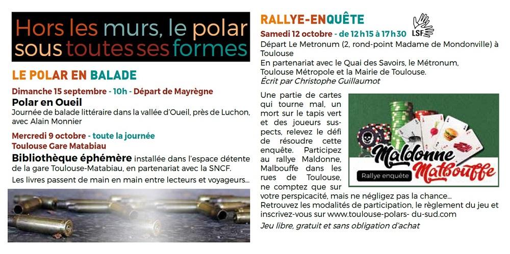 Balade et Rallye . . .