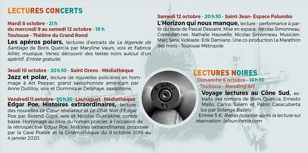 Lectures et Concerts . . .