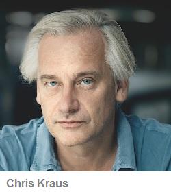 Chris Kraus © Maurice Haas - Nom
