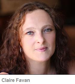 Claire Favan - Nom