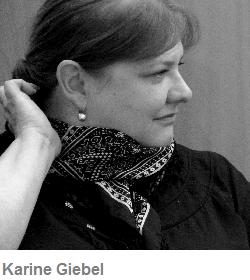 Karine Giebel - Nom