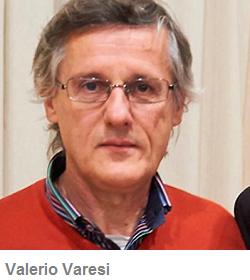 Valerio Varesi - Nom