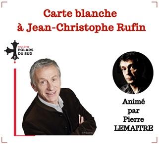 Carte blanche à Jean-Christophe Rufin