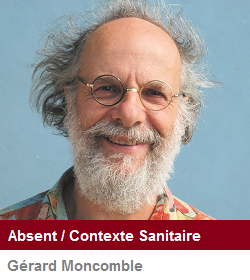 Gérard Moncomble - Absent - Nom