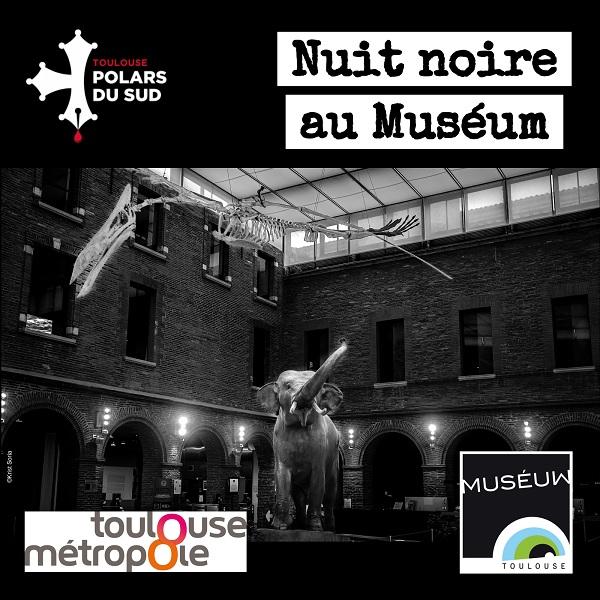 Nuit noire au Muséum !