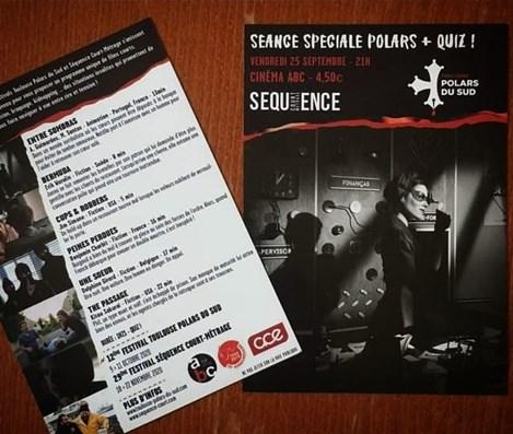 La Nuit du court métrage noir et policier