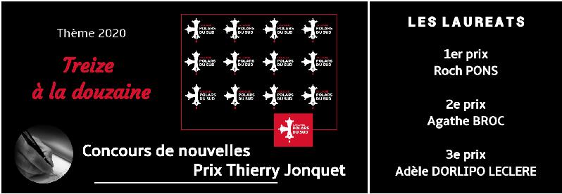 Prix Thierry Jonquet: découvrez les nouvelles des trois lauréats 2020