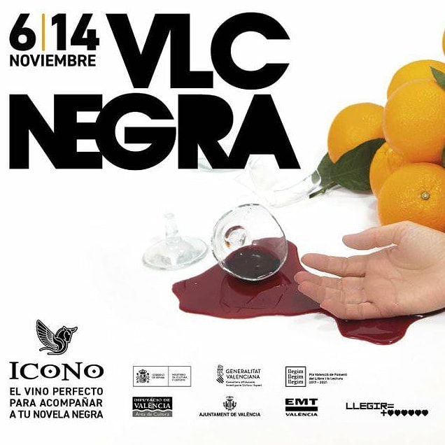 Valencia Negra 2020 avec Sophie Hénaff