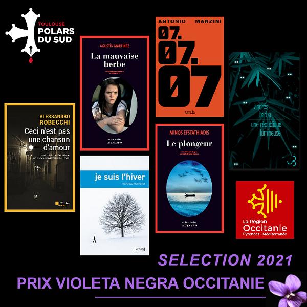 Prix Violeta Negra Occitanie 2021