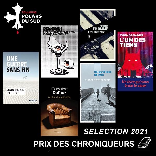 Prix des Chroniqueurs TPS 2021
