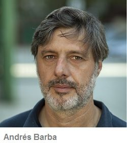 Andres Barba - Nom