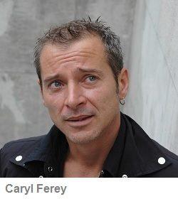 Caryl Ferey - Nom
