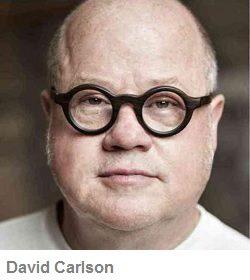 David Carlson ® D. R. - Nom