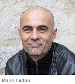 Marin Ledun © Editions Gallimard - Francesca Mantovani - Nom