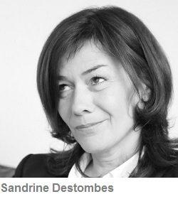 Sandrine Destombes - Nom